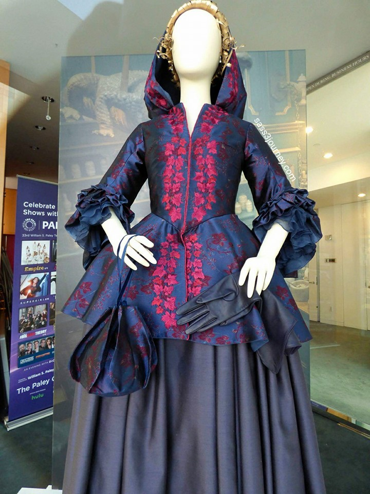 Outlander Costume presented at the Paley Center
