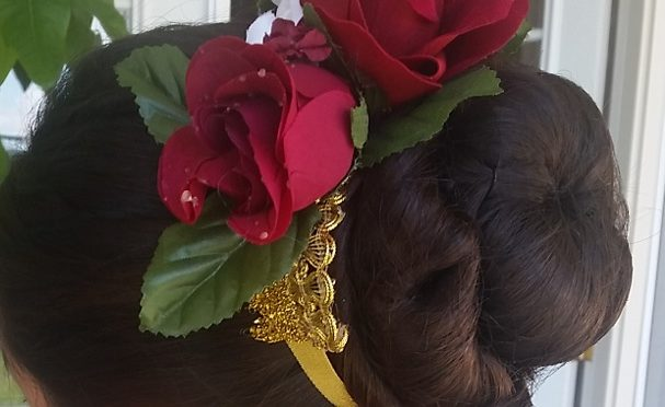 Outlander Inspired Head Pieces