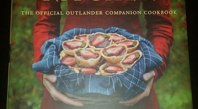 Outlander Kitchen Cookbook Release Event in Scottsdale, AZ = SASS3NACH ROAD TRIP!