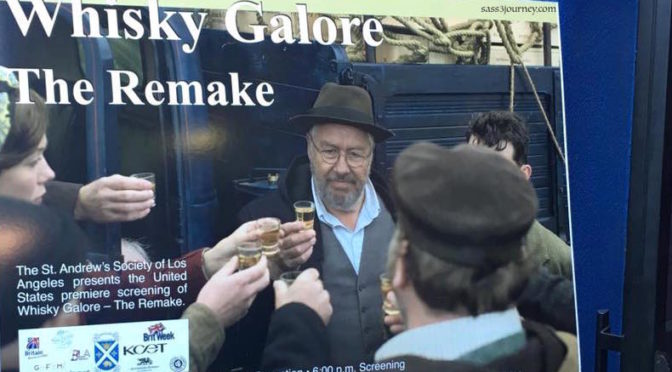 Whisky Galore U.S. Premiere