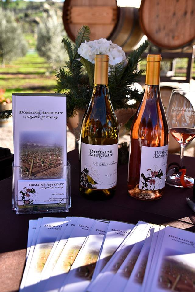 Courtesy: Domaine Artefact Winery / http://domaine-artefactwine.com/