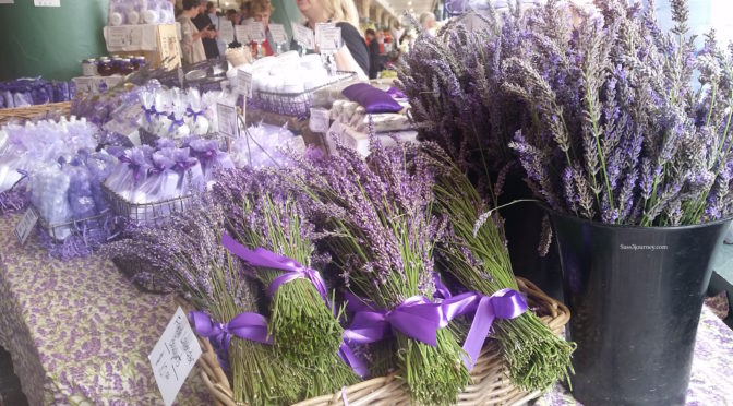 Outlandish Uses for Lavender