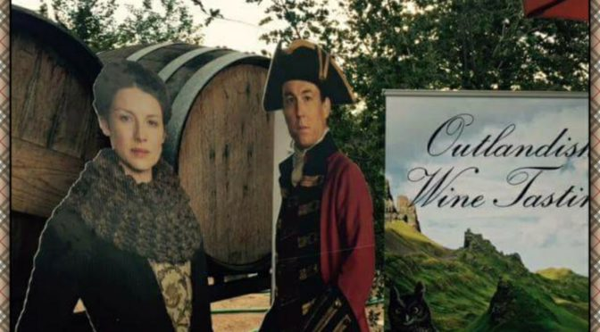 The Domaine Artefact Winery is the Perfect Place for all Outlander Fans to Gather