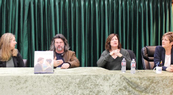 The Making of Outlander with Tara Bennett and Script Writers – Pasadena, California
