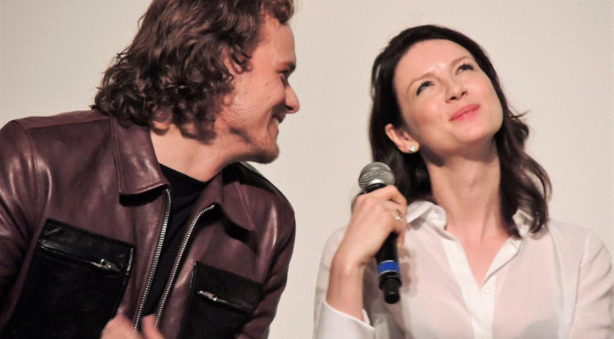 Five Reasons Why Sass3 Loves Caitriona Balfe