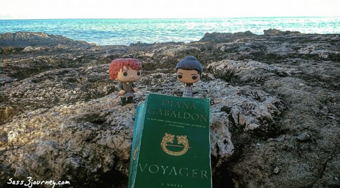 Droughtlander:  Our book recommendations to keep you busy 'till Voyager!