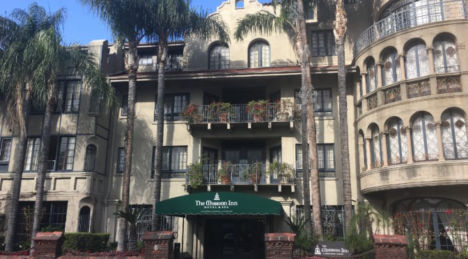 Mission Inn: Back In Time With The Frasers Venue