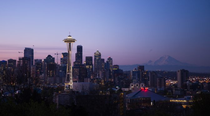 Sass3 Picks:  Favorite Seattle Locations during Emerald City Comicon