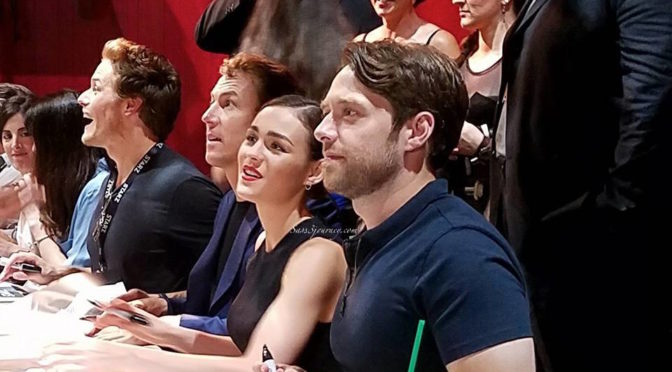 Richard Rankin and Sophie Skelton: Their Talent, Portrayal of Roger and Brianna, and What We Admire Most
