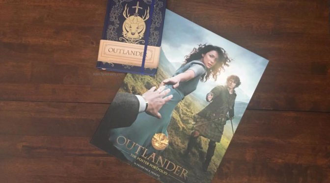 Outlander Journal and Poster Portfolio by Insight Editions